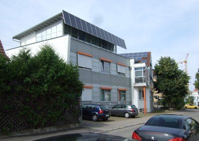 25 kwp Photovoltaikanlage für die Voba Filder