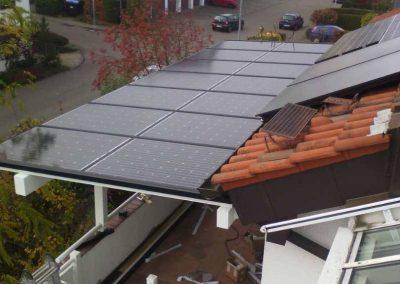 Solaranlage Deizisau 24 Kwp